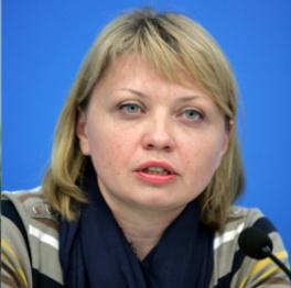 Марія Алєксєєнко, голова Ради